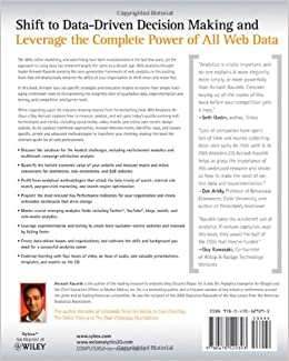 Web Analytics 2.0: The Art of Online Accountability and