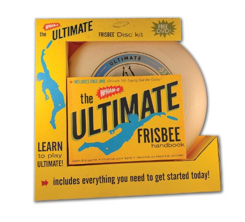 The Wham-O Ultimate Frisbee Handbook: Tips and Techniques for Playing Your Best in Ultimate Frisbee (Wham-O Guide Books) PDF