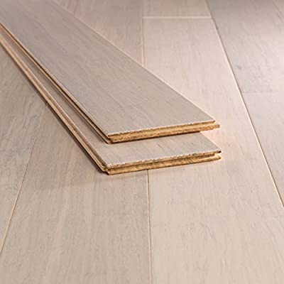 Bamboo Flooring Rustic Ivory Strand