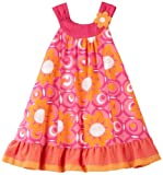 Penelope Mack Toddler Kaleidoscope Babydoll Dress