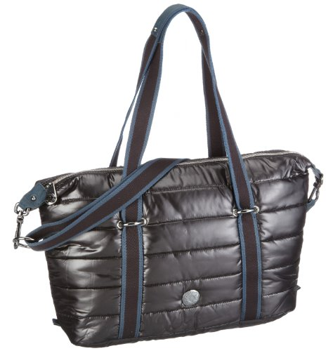 Kipling Women's Henan Handbags Blaze Black Medium