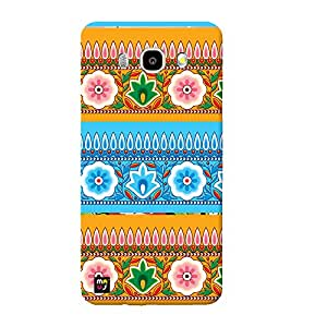 MAUj Pattern 16 Back Cover For Samsung Galaxy J5 2016