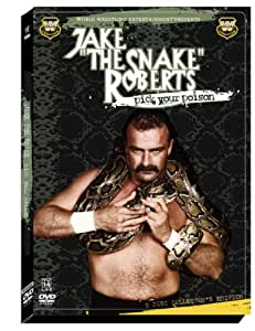 """WWE: Jake """"The Snake"""" Roberts - Pick Your Poison"""