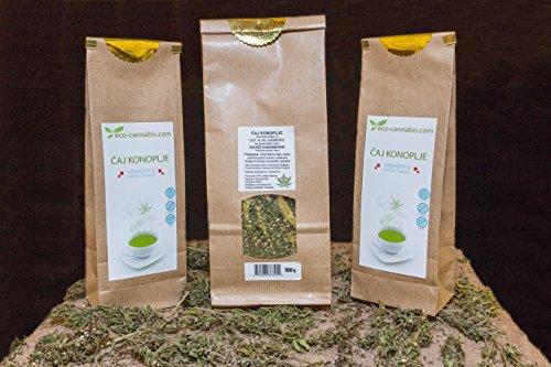 Foglia di cannabis 30g (Foglia, pannocchia e semi), CBD, Contiene cannabinoidi, Aroma e gusti naturali