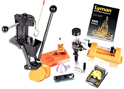 Lyman T-Mag Expert Kit Deluxe with 1500 Micro-Touch Scale from Lyman