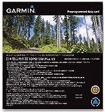 GARMIN(ガーミン) GPS用 地図データ microSD版 日本登山地形図 PlusV3 1120902