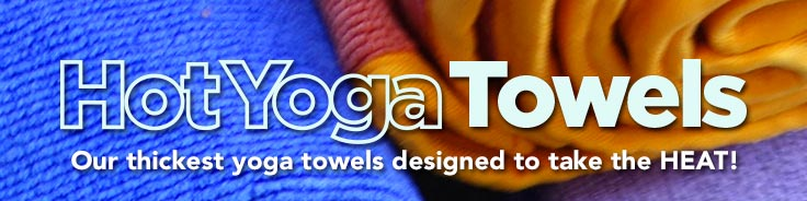thicker hot yoga towels