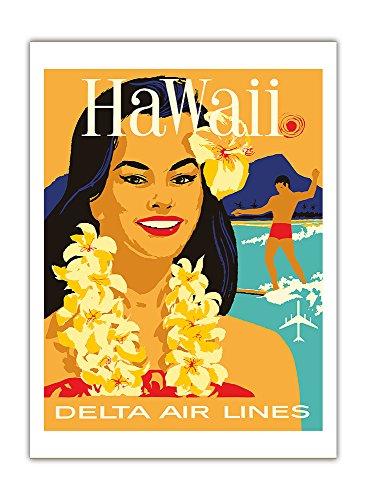 hawaii-delta-air-lines-hawaiian-island-girl-wearing-a-flower-lei-and-a-surfer-vintage-hawaiian-trave