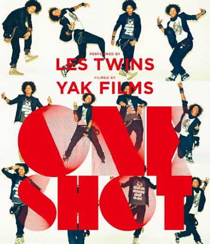 "LES TWINSxYAK FILMS""ONE SHOT""(Blu-ray Disc)"