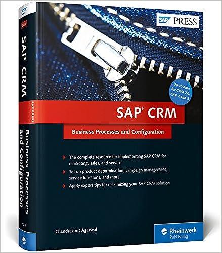 sap crm books free