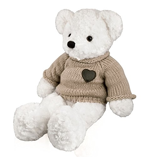 Perfect Memorials Large Teddy Bear Cremation Urn White (Pet Urns For Outside compare prices)