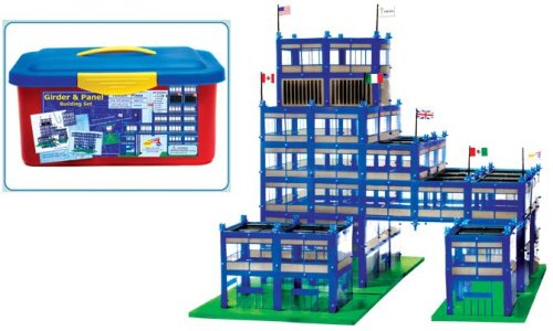 Tekton Plaza Girder and Panel 500-pc. Building Set - Buy Tekton Plaza Girder and Panel 500-pc. Building Set - Purchase Tekton Plaza Girder and Panel 500-pc. Building Set (Bridge Street Toys, Toys & Games,Categories,Construction Blocks & Models,Building Sets)