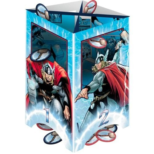 Thor Battle Toss Party Game (1ct) - 1