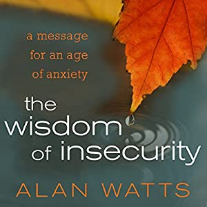 The Wisdom of Insecurity Hörbuch