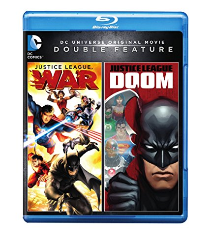 DCU: Justice League: Doom/DCU: Justice League: War (BD) (DBFE) [Blu-ray]