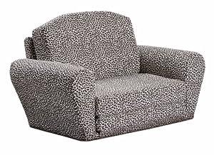 Kidz World 1850-1-LEP Leopard Sleepover Sofa by Kidz World
