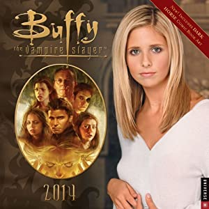 Buffy the Vampire Slayer 2014 Wall Calendar by Universe Publishing