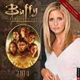 Buffy the Vampire Slayer 2014 Wall Calendar