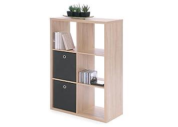 jumbo m bel regal max in sonoma eiche b dc971. Black Bedroom Furniture Sets. Home Design Ideas