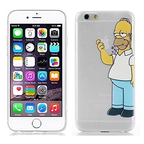 Cover iPhone 6 / 6s CARTOON - Rigida