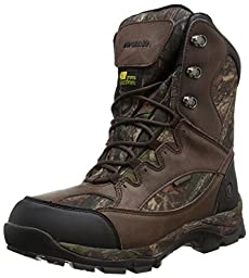 Northside Men\'s Renegade 400 Lace-Up Hunting Boot,Brown Camo,8.5 M US