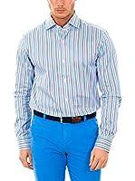 McGregor Camisa Hombre Eric Sala Burton 2 Tf Ls (Multicolor)