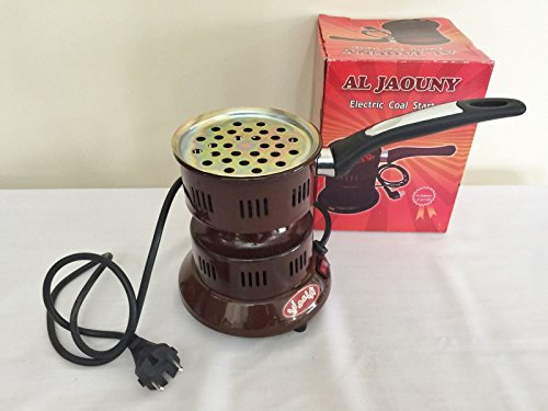 Hookah Shisha Nargila Electric Heater Stove Charcoal Coal Starter Burner BBQ (Hookah Coal Stove compare prices)