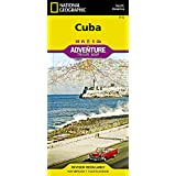 Cuba (National Geographic Adventure Travel Maps)