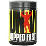 Universal Nutrition Ripped Fast Capsules Pack of 120 Comparison-image