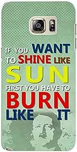 Kasemantra Shine Like Sun Case For Galaxy Note 5