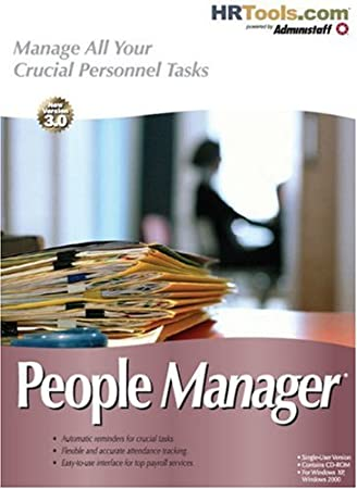 People Manager v 3.0