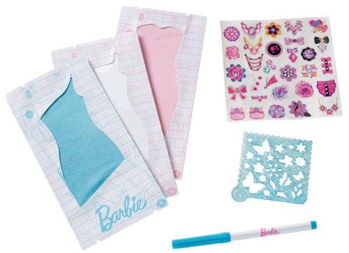 Barbie Design & Dress Studio Sticker Refill Kit