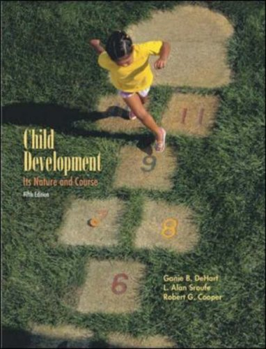 Child Development 5th Ed Book, CD + Powerweb (Dehart Child Development compare prices)
