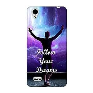 FASHEEN Premium Designer Soft Case Back Cover for Vivo Y31