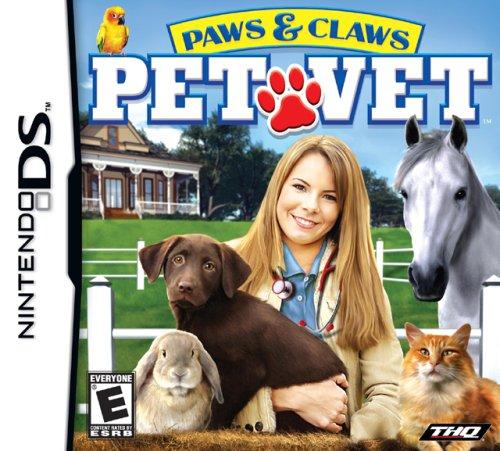 Paws & Claws: Pet Vet - Nintendo DS