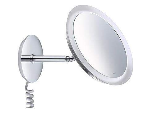 Keuco 17605019001, Specchio da trucco, Cromato