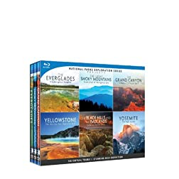 National Parks Exploration Series - The Complete Collection [Blu-ray]