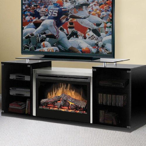 Dimplex Sap500b 75-inch Marana Electric Fireplace Media Console image B005T084G8.jpg