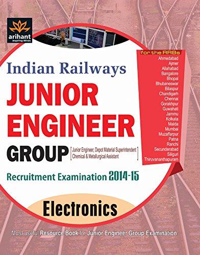 Indian Railways Junior Engineer Electronics Recruitment Exam (Old Edition)