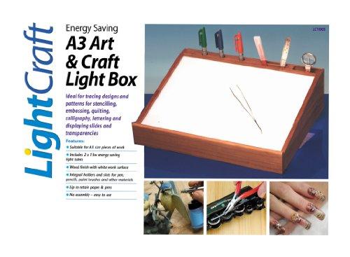 Modelcraft lc1003 mesa de luz para calcar - Mesa de calcar ikea ...