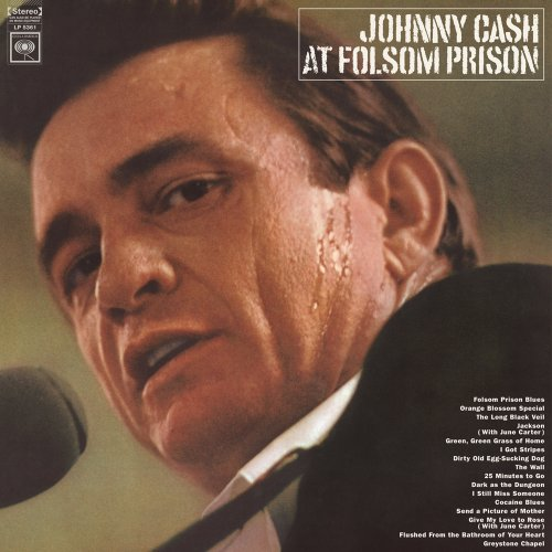 Johnny Cash – At Folsom Prison [Vinyl]
