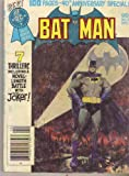 img - for The Best of DC Blue Ribbon Digest, Bat Man 40th Anniversary, Volume 1, No. 2, Nov. / Dec. 1979 book / textbook / text book