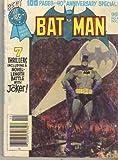 The Best of DC Blue Ribbon Digest, Bat Man 40th Anniversary, Volume 1, No. 2, Nov. / Dec. 1979