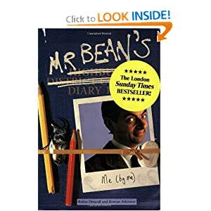 Mr. Bean's Diary Robin Driscoll and Rowan Atkinson