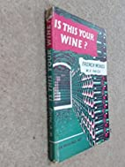 Is this your wine? by William Victor Paige
