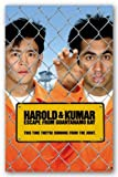 Harold and Kumar - Escape From Guantanamo Bay - Movie Score Art Print Poster