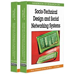 Handbook of Research on Socio-Technical Design and Social Networking Systems