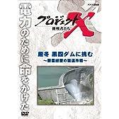 プロジェクトX 挑戦者たち 厳冬 黒四ダムに挑む ~断崖絶壁の輸送作戦~ [DVD]