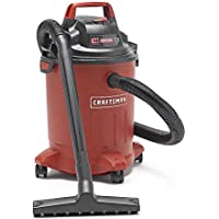 Craftsman 4 Gallon 2.5 Peak HP Wet/Dry Vacuum Cleaners + $10.28 Sears Credit