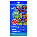 Reeves Assorted 22ml Watercolor Paint...